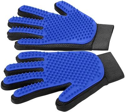 Delomo Store Pet Grooming Glove