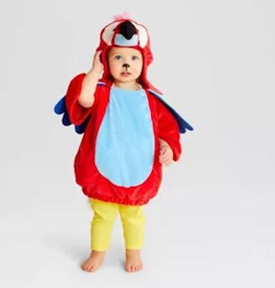 Baby Pullover Parrot Halloween Costume