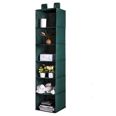 MaidMAX Hanging Shelf for Closet Organization