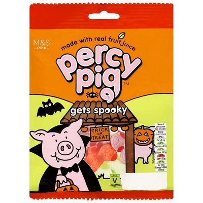 Percy Pigs Get Spooky