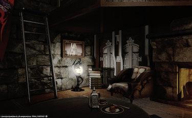 final fantasy 14 house design