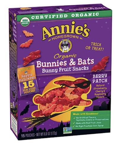 Annie's Bunnies & Bats Gummies