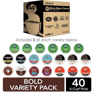 Keurig Bold Roast Coffee Collection (40-Count)