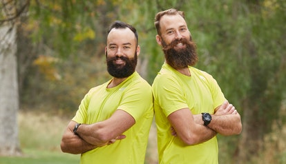 Maddison McKibbin and Riley McKibbin on The Amazing Race via the CBS press site