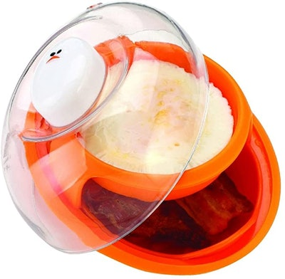 MSC International Joie Microwave Bacon and Egg Cooker