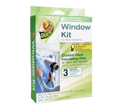 Duck Brand Window Insulator Kit