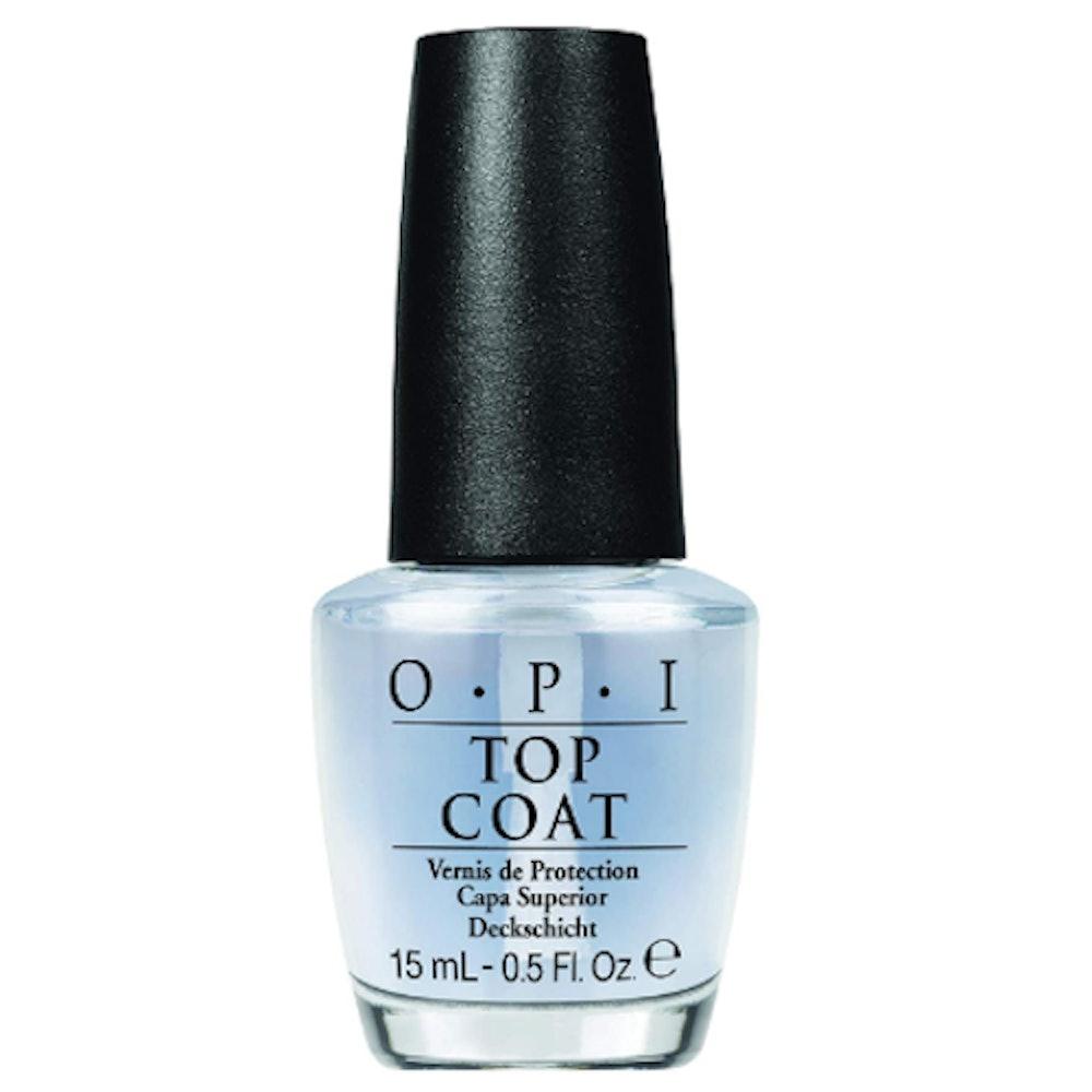 OPI Nail Polish Top Coat, 0.5 Oz.