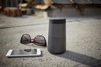 The Bose SoundLink Revolve