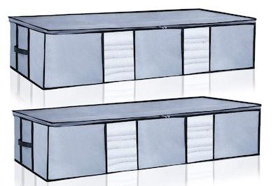 Seckon Underbed Storage Bags (Set Of 2)