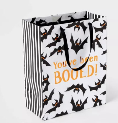 """You've Been Booed!"" Halloween Bag"