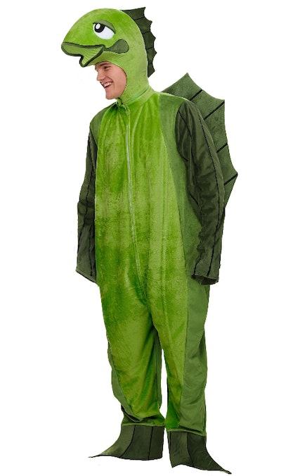 Adult Plus Size Fish Costume