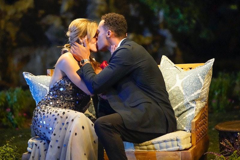 Clare Crawley and Dale Moss on The Bachelorette via ABC Press Site