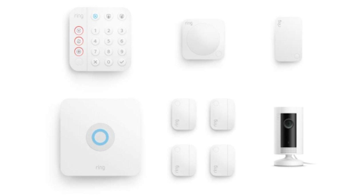 Ring Alarm 8-Piece Kit