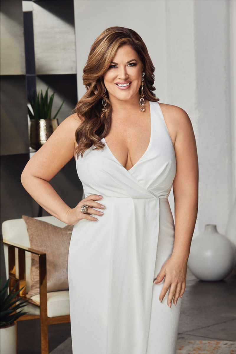 Emily Simpson from The Real Housewives of Orange County Season 15