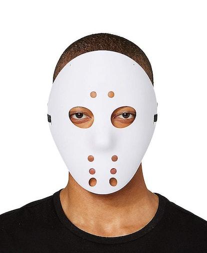 Horror Hockey Half Mask