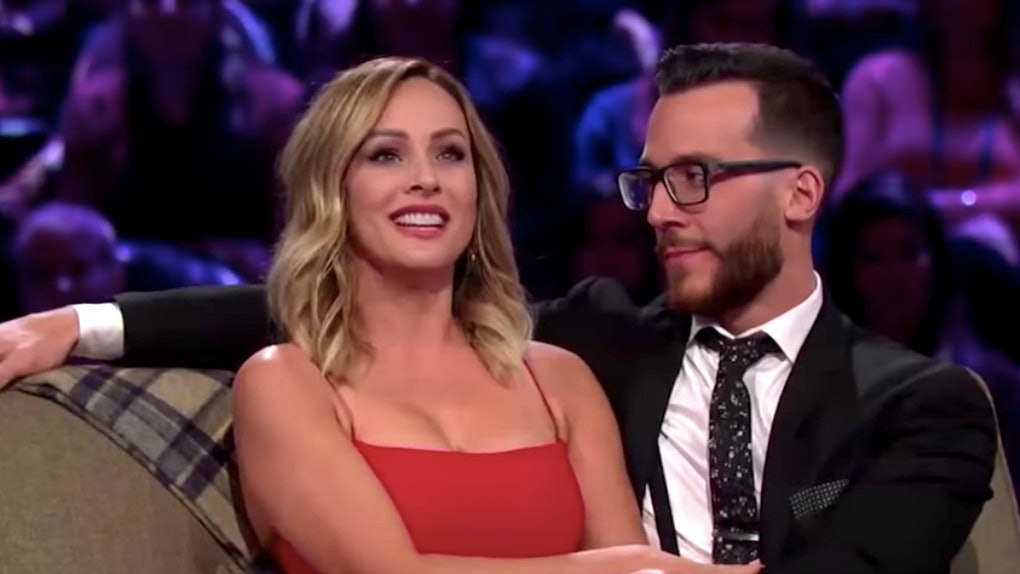 Clare Crawley's ex-fiancé Benoit Beauséjour-Savard's appearance on her 'Bachelorette' premiere was cut.