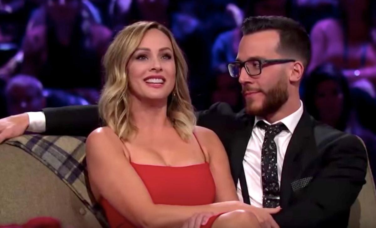 Clare Crawley's ex-fiancé Benoit Beauséjour-Savard's appearance on her 'Bachelorette' premiere was cut.