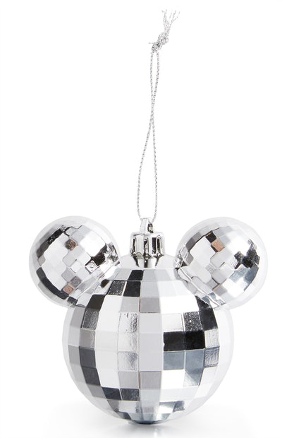 Mickey Mouse Sparkle Bauble