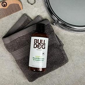 Bulldog Skincare Original Beard Shampoo And Conditioner, 6.7 oz