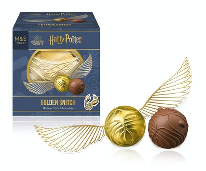 M&S Harry Potter Sweet Treats