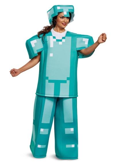 Minecraft Armor Prestige Costume