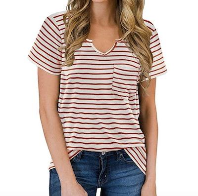 NIASHOT Short Sleeve T Shirt