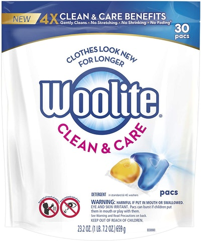 Woolite Clean & Care Pacs (30-Count)