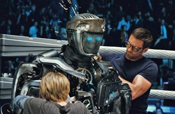 real steel netflix review 2020
