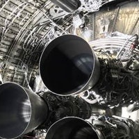 SpaceX Starship: incredible image shows 3 Raptor engines taking shape