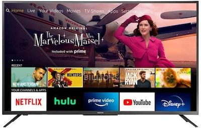 Toshiba 32-inch Smart HD Fire TV