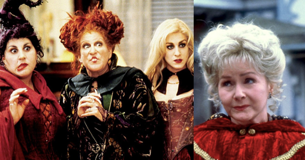 TikTok Found A 'Hocus Pocus' Easter Egg In 'Halloweentown 2' That You Def Missed