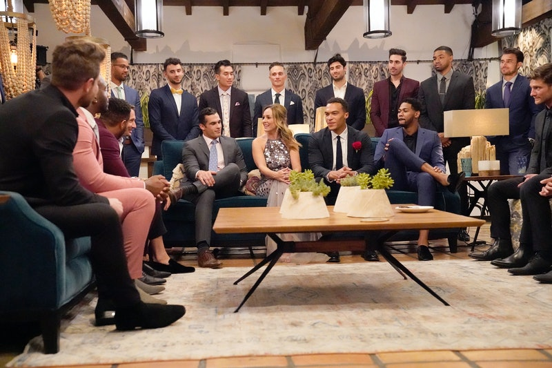 When does Clare quit 'The Bachelorette'?