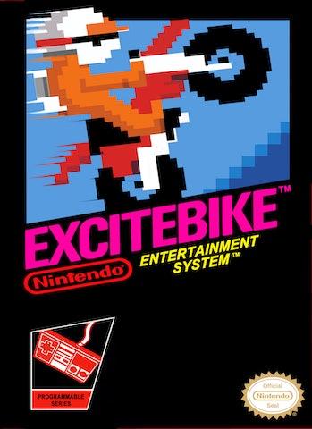Excitebike!