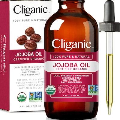 Cliganic USDA Organic Jojoba Oil