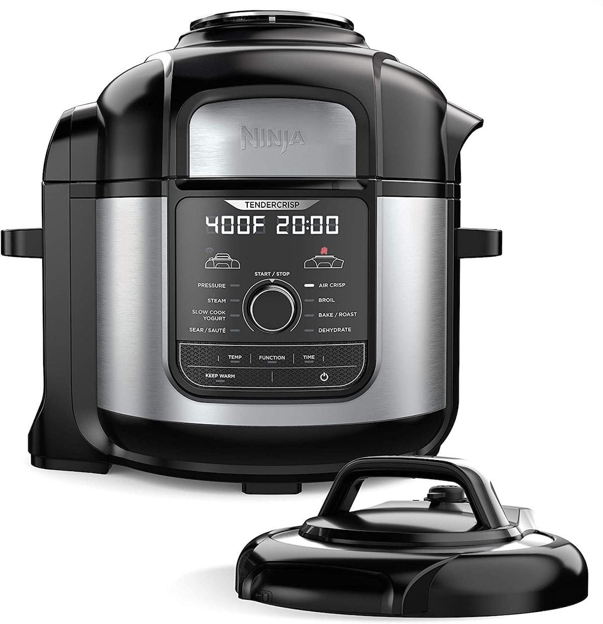 Ninja FD401 8-Quart Pressure Cooker