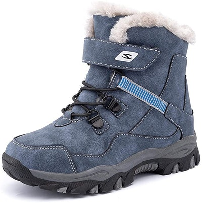 HOBIBEAR Kids Snow Boots