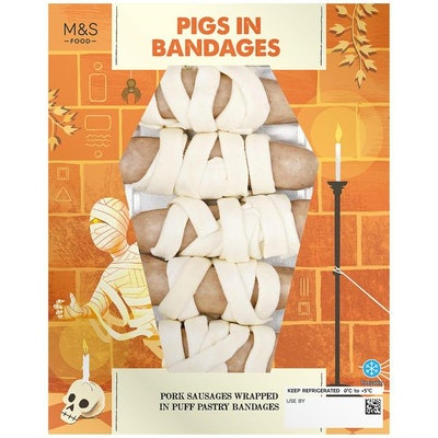 Pigs In Bandages