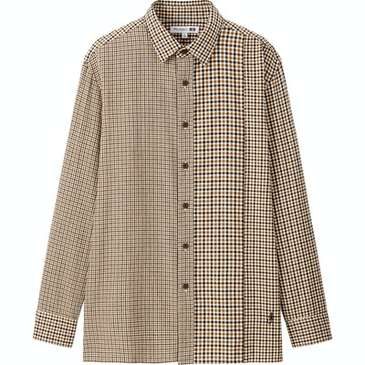 JW Anderson Flannel Checked Shirt