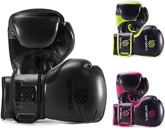 Sanabul Essential Gel Punching Bag Gloves