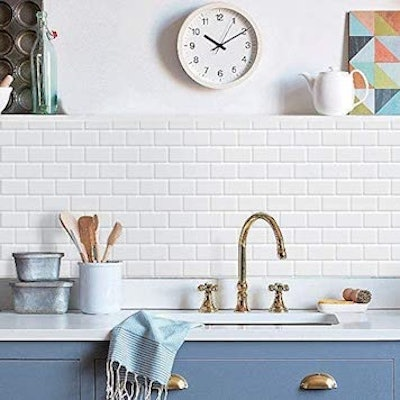 Art3d Peel and Stick Tile Backsplash (10 Sheets)