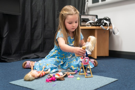 A new study on Barbie and doll play found that children are reaping some serious benefits.
