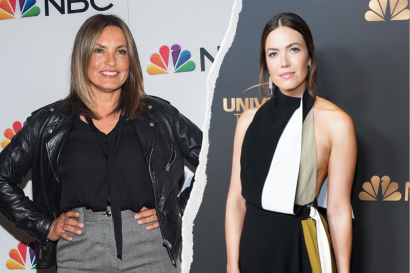 Mandy Moore, Mariska Hargitay, & More Call On NBC To Move Trump's Town Hall