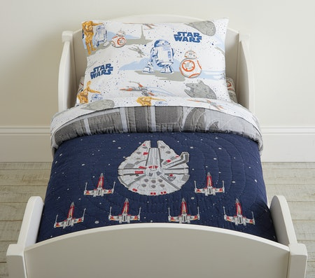 Pottery Barn Kids X Star Wars The Mandalorian Collection