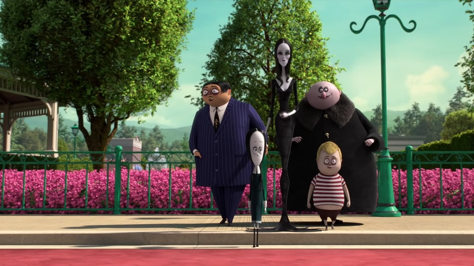 """Hulu has a host of kid-friendly Halloween movies & shows available to watch right now, including """"The Addams Family."""""""