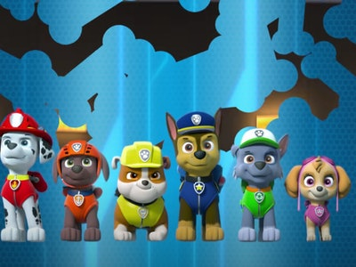 The new 'PAW Patrol: The Movie' cast includes Kim Kardashian and Jimmy Kimmel.