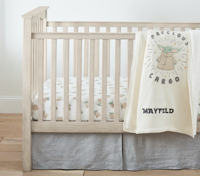 Star Wars™ The Child™ Heirloom Baby Blanket