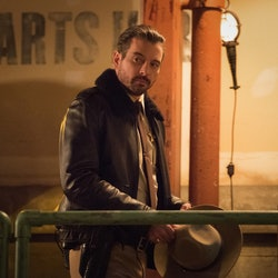 Skeet Ulrich says goodbye to 'Riverdale' on his last day of filming.