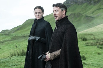 littlefinger game of thrones sansa