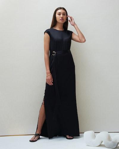Pia Dress in Black