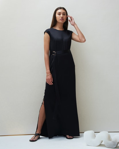 Pia Dress in Black